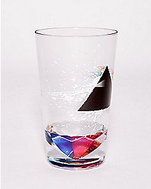 Dark Of The Moon Pink Floyd Pint Glass 19 oz