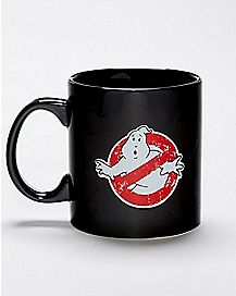 Color Changing Ghostbusters Coffee Mug - 20 oz.