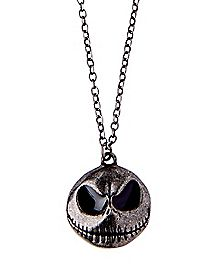 Jack Skellington Jewelry Gift Set - The Nightmare Before Christmas