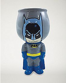 Molded Batman Goblet 12 oz. - DC Comics