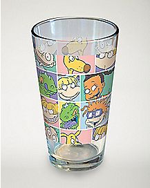 Rugrats Pint Glass 16 oz. - Nickelodeon