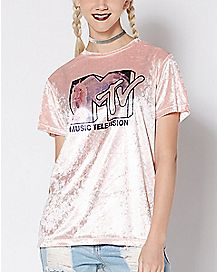 Velvet MTV T Shirt