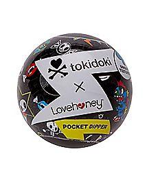Pocket Dipper Crossbones Stroker - Tokidoki