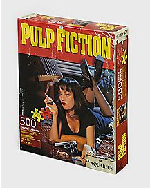 Pulp Fiction Jigsaw Puzzle