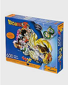 Dragon Ball Z Jigsaw Puzzle