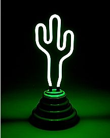 Neon Cactus Light