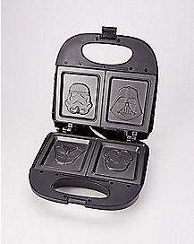 Stormtrooper and Darth Vader Panini Press - Star Wars