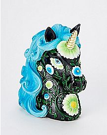Black and Blue Unicorn Bank