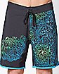 Wubba Lubba Dub Dub Board Shorts - Rick and Morty