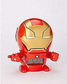 Iron Man Alarm Clock - Marvel