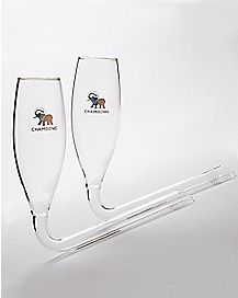 Chambong Glass 2 pack - 6 oz.