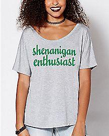 Shenanigan Enthusiast T Shirt