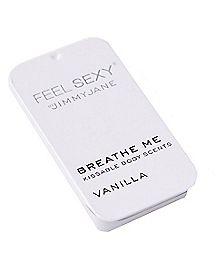 Breathe Me Strawberry Solid Perfume - Jimmyjane