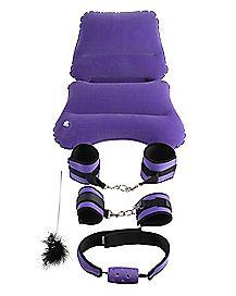 Purple Pleasure Bondage Set - Fetish Fantasy