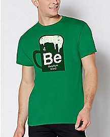Be Element Beer T Shirt