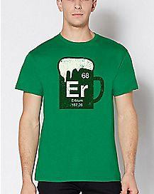 Er Element Beer T Shirt