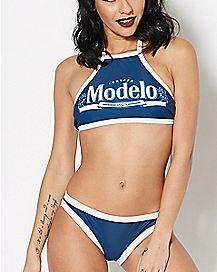 Cerveza Modelo Bikini
