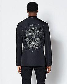 Light Up Skull Jacket