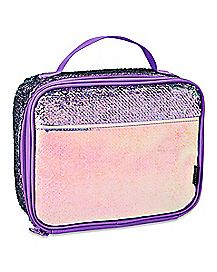 Magic Sequin Lunch Box