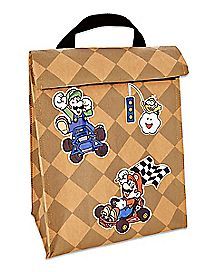 Rolltop Mario Kart Lunch Box - Nintendo