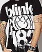 3 Bars Blink 182 T Shirt