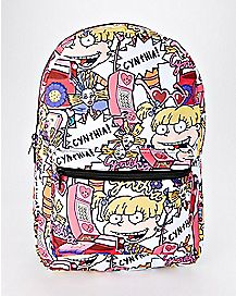 Angelica Backpack - Rugrats
