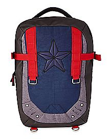 Captain America Built Up Backpack - Avengers: Infinity War