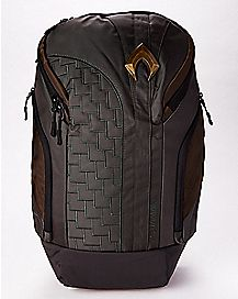 Aquaman Built Up Backpack - DC Comics