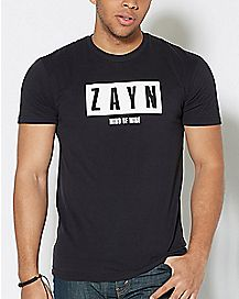 Mind Of Mine Zayn T Shirt