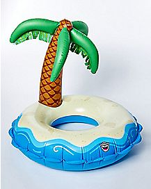 Island Palm Tree Pool Float