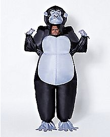 Adult Inflatable Gorilla Costume