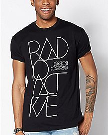 Radioactive Imagine Dragons T Shirt