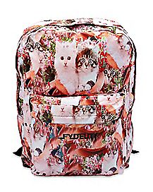 Kitten Big Ass Backpack - 2.5 Ft Tall