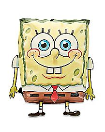 Giant Spongebob Backpack 2 Ft Tall - Nickelodeon