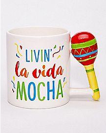Maraca Livin' La Vida Mocha Coffee Mug - 20 oz.
