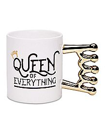 Crown Queen Of Everything Coffee Mug - 20 oz.