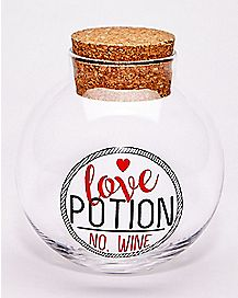 Love Potion No. Wine Stemless Wine Glass - 12 oz.