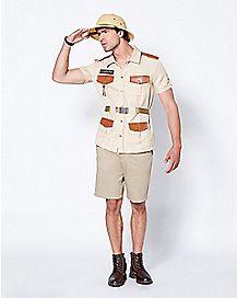 Adult Zookeeper Costume
