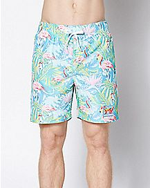 Flamingo MTV Swim Shorts