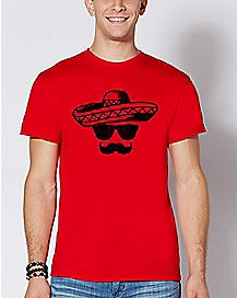 Sombrero Hombre T Shirt