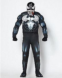 Adult Classic Venom Costume - Marvel