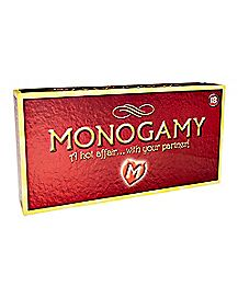 Monogamy Sex Board Game for Couples