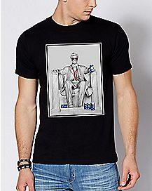 Drinkin' Lincoln T Shirt