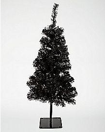 4 Ft Black Tree