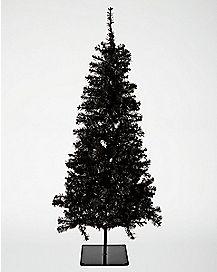 6 Ft Black Tree