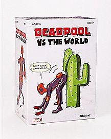 Deadpool Vs. The World Game - Marvel