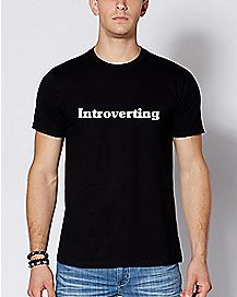 Introverting T Shirt