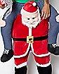 Adult Santa Piggyback Costume