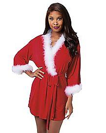 Sexy Santa Robe