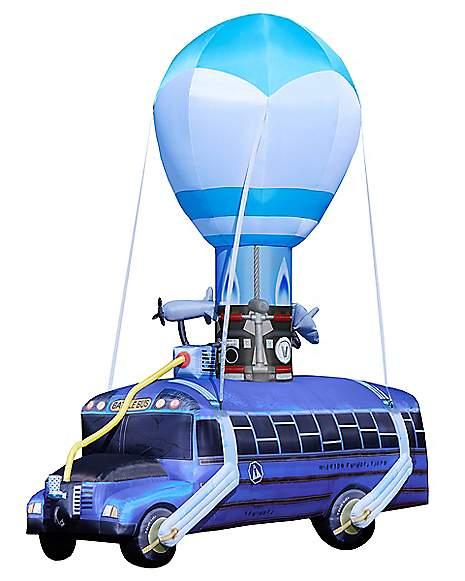 Fortnite Christmas Bus Music Fortnite Battle Bus Inflatable Fortnite Gifts Spencer S